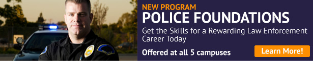 New Police Foundations career training program