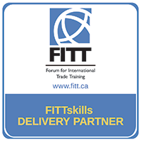F I T T logo. Text on the graphic says F I T T Skills delivery partner.