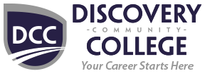 Discovery Community College Logo