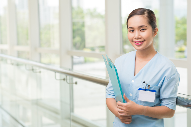 become a healthcare assistant
