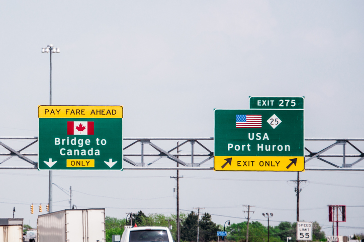 Help maintain the Canadian border with the skills you learn in police foundations training