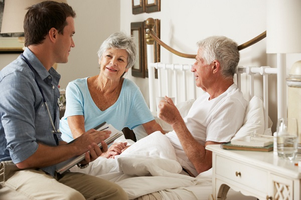 Hospice care primarily addresses the comfort of the client