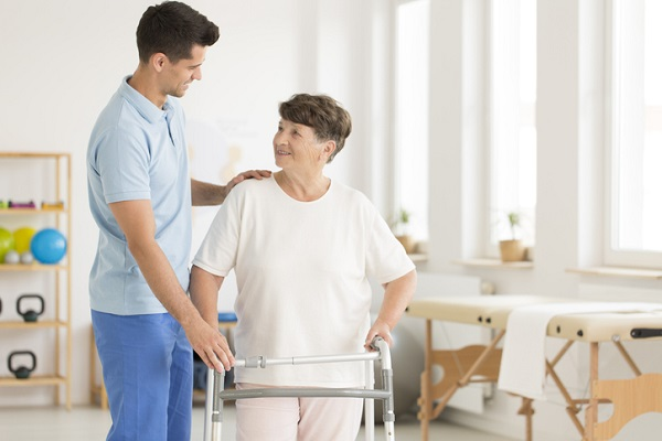 Health care assistants are needed to care for an aging population