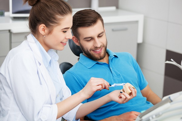 Level I dental assistants help patients, but they cannot perform intra-oral procedures