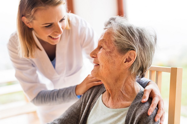 Working in a retirement home is professionally rewarding and can also lead to friendships you never thought you'd have!