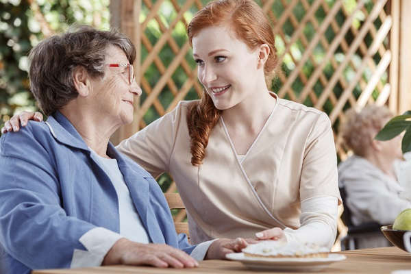 Health care assistants will often work with senior citizens, as well as the injured or disabled