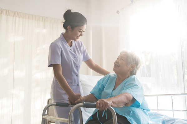 Being empathetic and caring will help you succeed as a practical nurse
