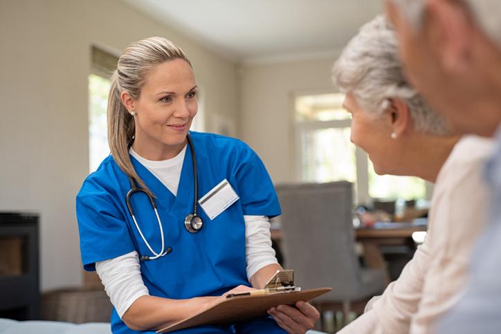 practical nursing training